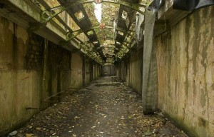 Sign in to visit the ruins of Lincolnshire psychiatric hospital