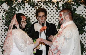 The 10 weirdest themed weddings