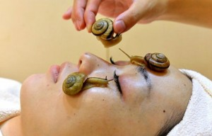 The strangest massage treatments