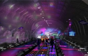 Four underground projects that will surprise you