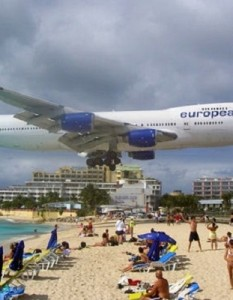 The strangest airports around the world