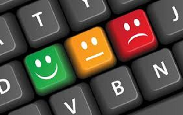 What does your online activity say about you: Happy or Sad?