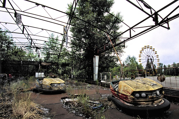 Disturbed Pripyat