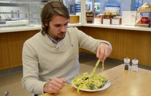 When physicists create pasta dishes to explain their theories