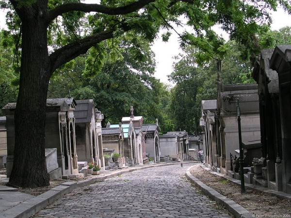 Cemetery Tours: Not for the Faint Hearted