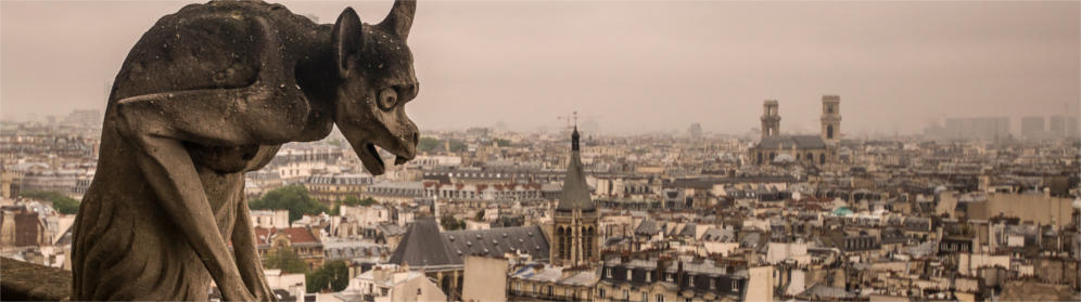 6 weird and scary places in Paris
