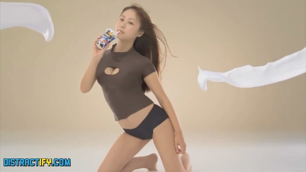 Weirdest Japanese Commercials