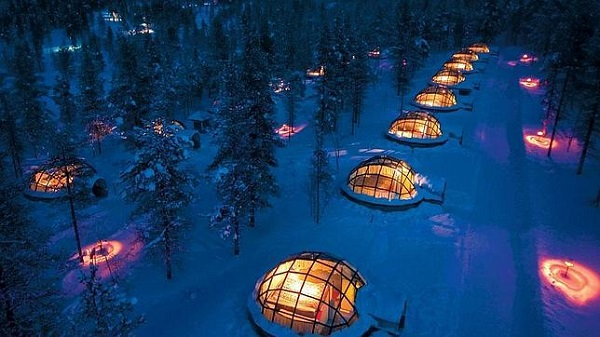 Ten weirdest hotels in the world