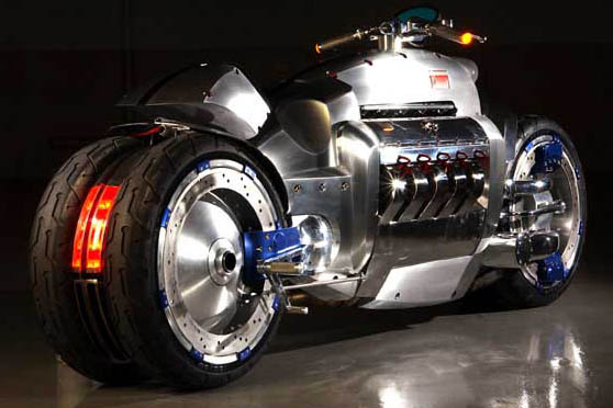 Top 5 weirdest Motorcycles