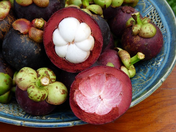 The strangest exotic fruits