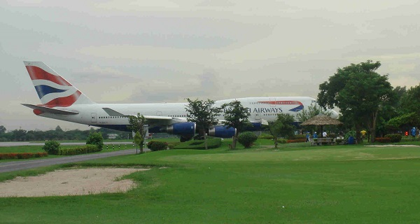 Don Muang golf cour... airport