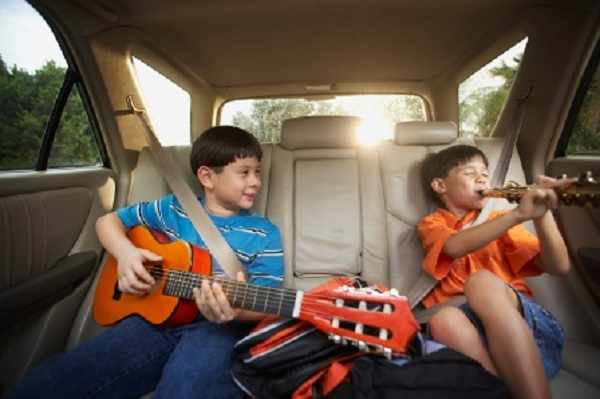 Oh, you want to drive carefully? Let us sing you the song of our people