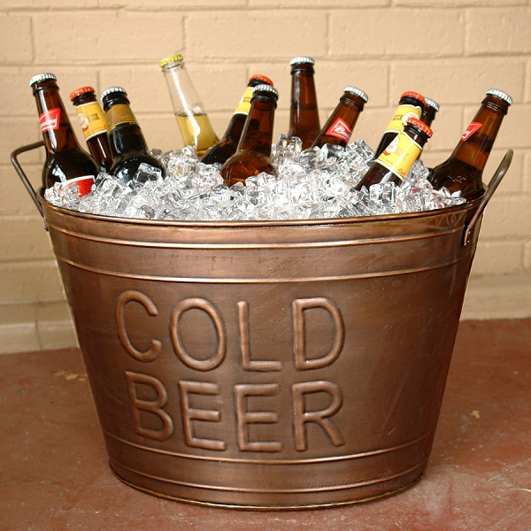 How to cool beers in just three minutes