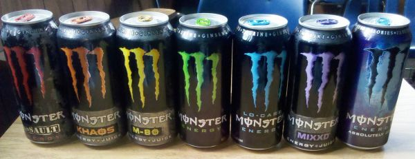 Woman Claims Monster Energy Drink Is the Work of the Devil