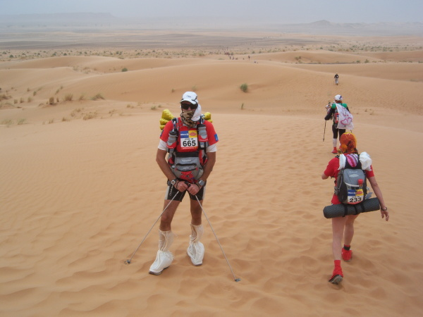 Marathon des Sables – The Ultimate Footrace across the Sahara