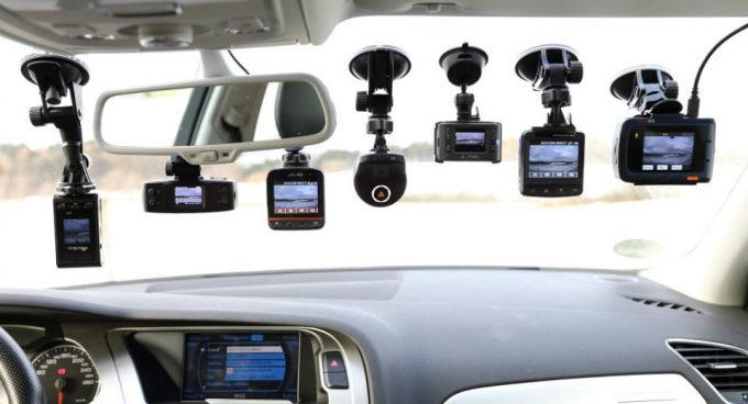 Dash Cams Make News Headlines